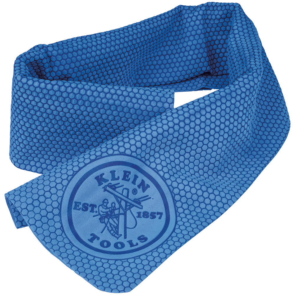 Klein Cooling Towel, Blue