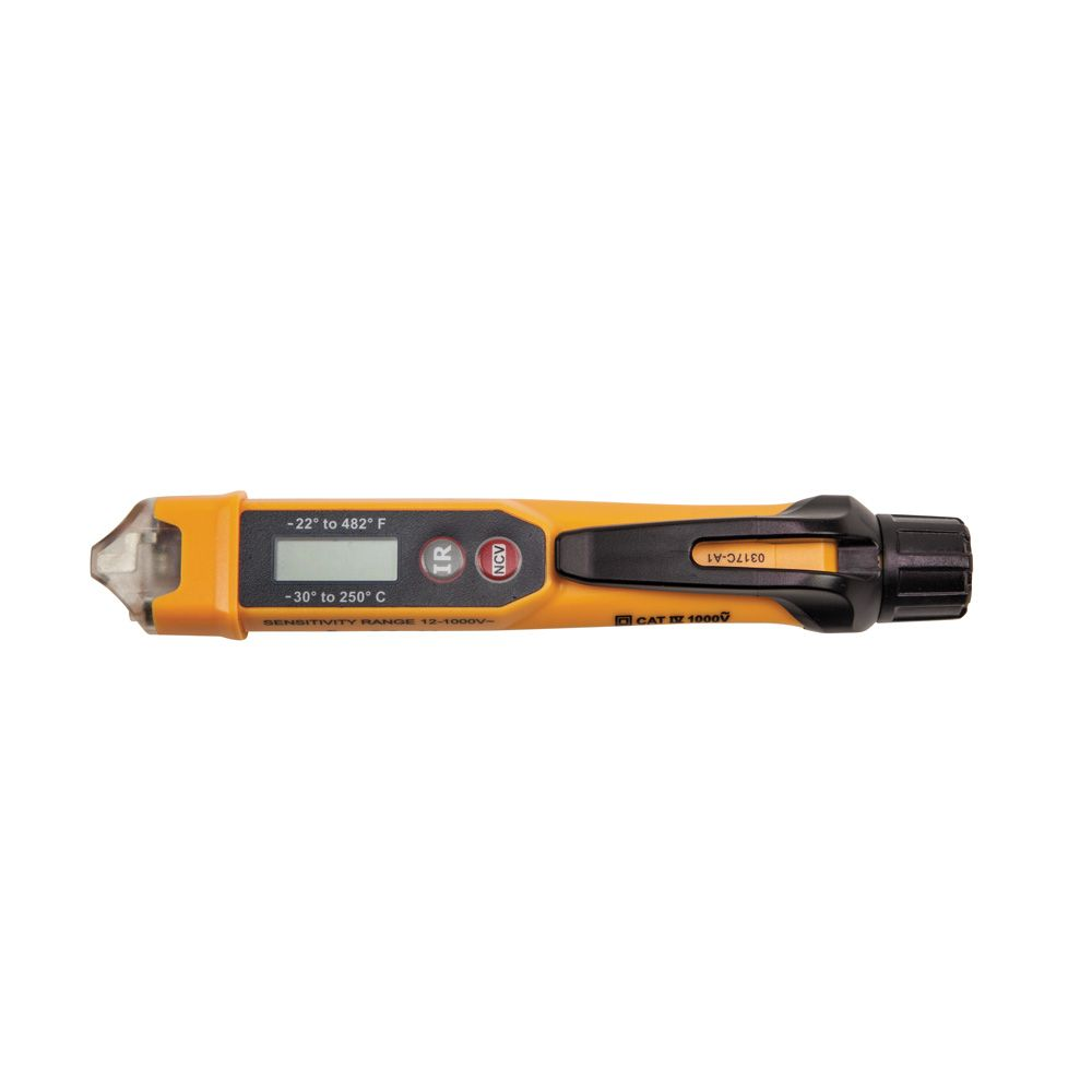 Non Contact Voltage Tester With Infrared Thermometer