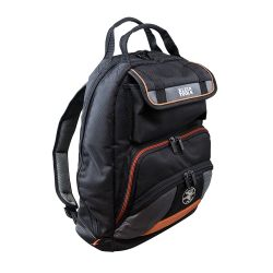 55475 Tradesman Pro™ Tool Bag Backpack, 35 Pockets, Black, 44.5 cm