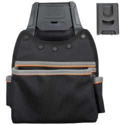 Tradesman Pro™ Modular Parts Pouch with Belt Clip
