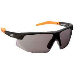 60160 Standard Safety Glasses, Grey Lens