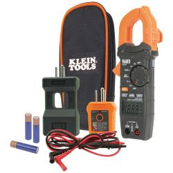 Clamp Meter Electrical Test Kit