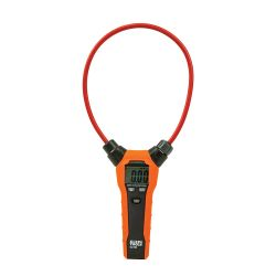 CL150 Clamp Meter, Digital AC Electrical Tester with 45.7 cm Flexible Clamp