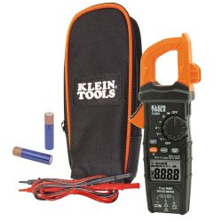 CL600 Digital Clamp Meter, True RMS, AC Auto-Ranging, 600 Amp