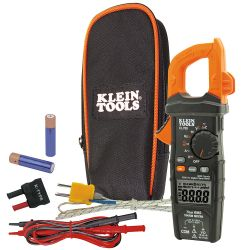 CL700 Digital Clamp Meter, AC Auto-Ranging TRMS, Low Impedance (LoZ) Mode