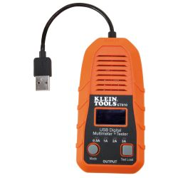 ET910 USB Digital Meter and Tester - USB-A (Type A)