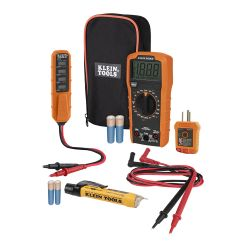 MM320KIT Digital Multimeter Electrical Test Kit