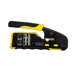 VDV226-110 Ratcheting Cable Crimper / Stripper / Cutter for Pass-Thru™