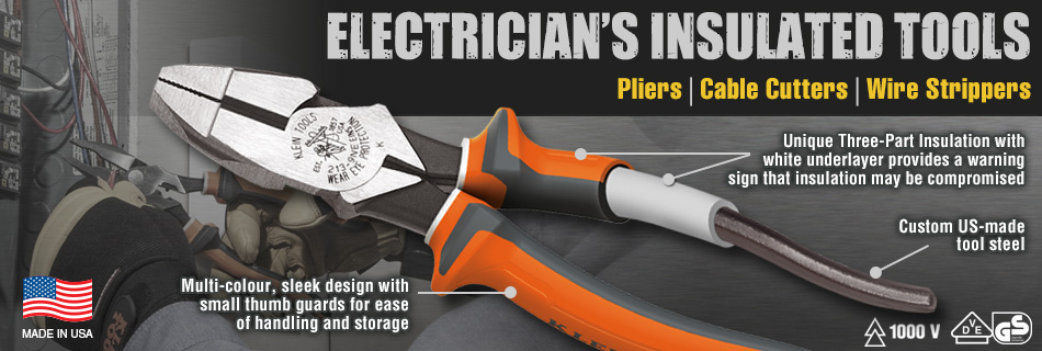 Electrician's Insulated Tools